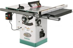 Grizzly G0690 Cabinet Table Saw with Riving Knife, table saw, table saw