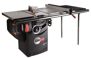 table saw, best table saw, tables saws, SawStop PCS175-TGP236 1.75-HP Professional Cabinet Saw Assembly with 36-Inch Professional T-Glide Fence System, Rails and Extension Table